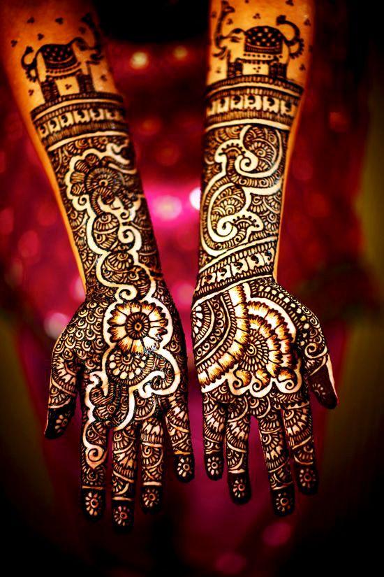 #Henna #Bridal #Mehndi #Designs  #FullHand #Mehendi #Tattoo  #Beautiful #cute #Indian