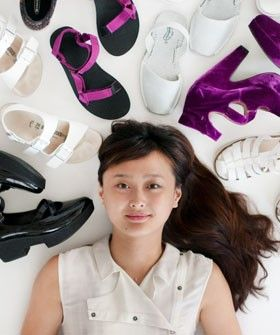Ugly Shoes- Birkenstocks, Tevas, And More   One fashion editor comes clean and reveals her love for ugly shoes, and explains why. #refinery29 http://www.refinery29.com/2013/06/48781/ugly-shoes