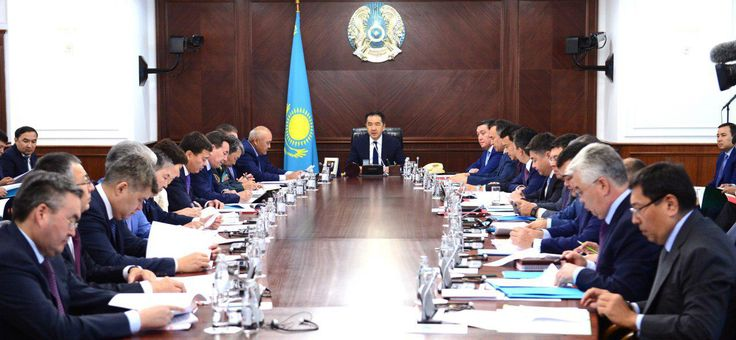 Government reviewed the forecast and priorities of the social and economic development of Kazakhstan until 2022.  Today within the framework of the Government meeting, chaired by the Prime Minister of the Republic of Kazakhstan Bakytzhan Sagintayev, the forecast and main priorities of social and economic development for 2018-2022 have been considered.  http://s.pm.kz/pk1C