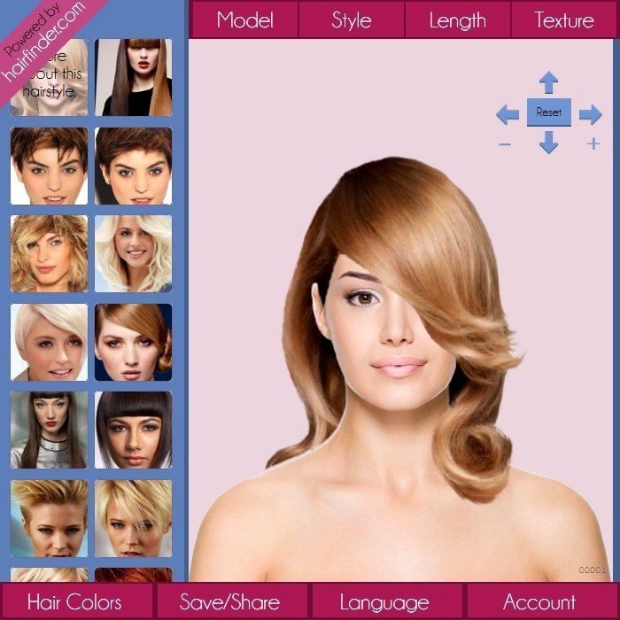 Try On Hairstyles App Free In 2020 Virtual Hairstyles Hairstyle App Try On Hairstyles