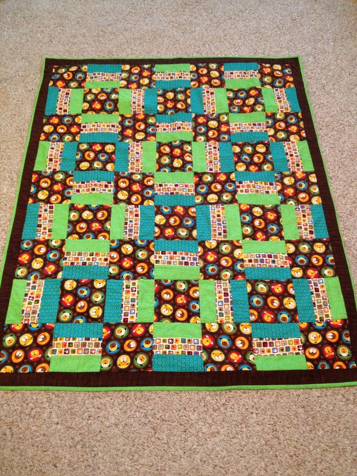Great Quilt!Baby Quilt
