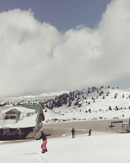 #snowboarding 🏂 #snow ❄
