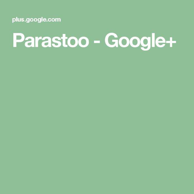 Parastoo - Google+