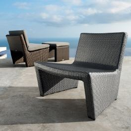 Modern outdoor furniture designed by Manutti. #furnituredesign #outdoorfurniture #design #modern
