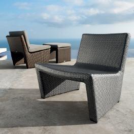 Modern outdoor furniture designed by Manutti. #furnituredesign #outdoorfurniture #design #modern