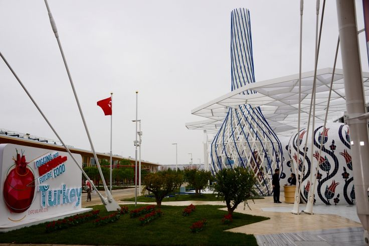 Turkey's Pavillion