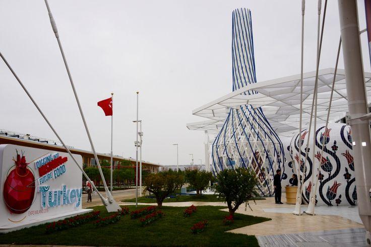 Turkey's Pavillion