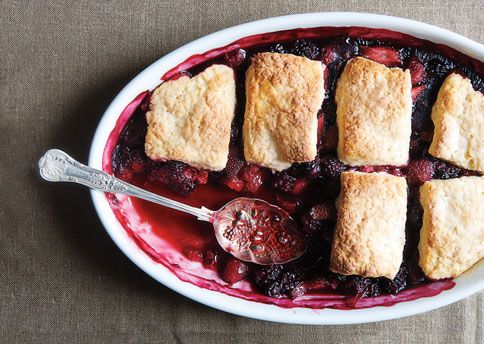 Mixed Berry Cobbler | Recipe | Mixed Berry Cobbler, Berry Cobbler and ...