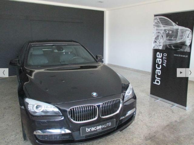 BMW 730D M Sport Veja também http://bracae.pt/automoveis?item=29576-bmw-730d-m-sport