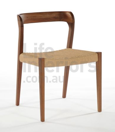Niels Moller Dining Chair