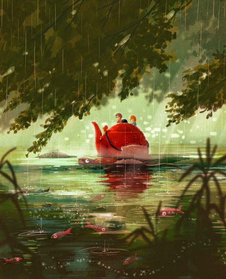 The Art Of Animation, Emilia Dziubak - ...