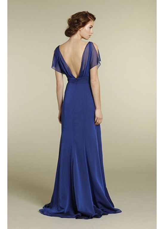 31 best Sapphire Bridesmaid Dresses images on Pinterest ...
