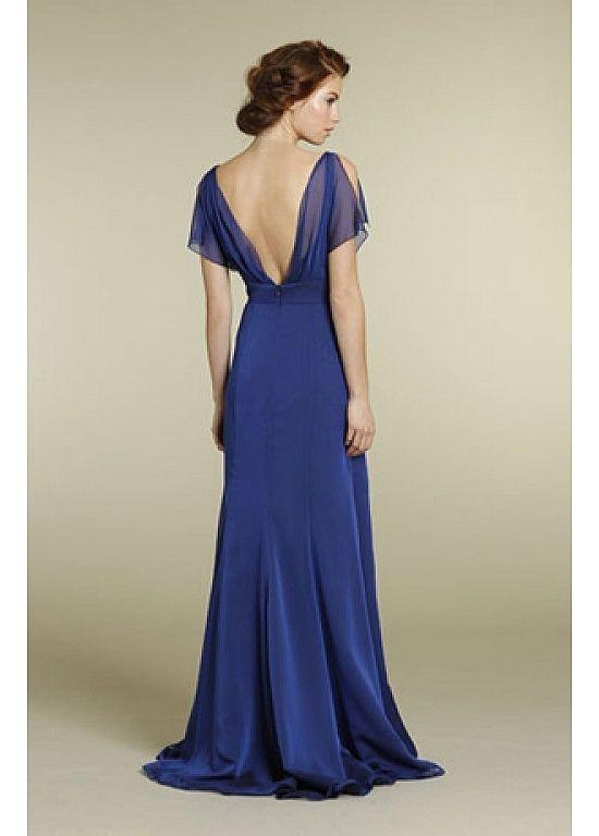 31 best Sapphire Bridesmaid Dresses images on Pinterest ...