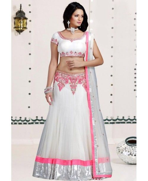 http://www.janvifashionflower.com/Lehenga/silk-lehengas janvi fashion flower Shop Silk Lehenga Online from Top Designers Collection at Indianroots. Browse through beautiful ethnic yet contemporary silk lehengas online
