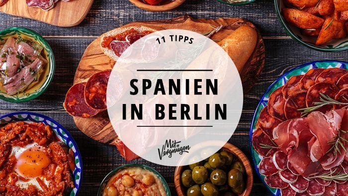 Auch wenn Berlin nicht in Spanien liegt, so könnt ihr an diesen 11 Orten zumindest das Lebensgefühl der Südeuropäer erleben.