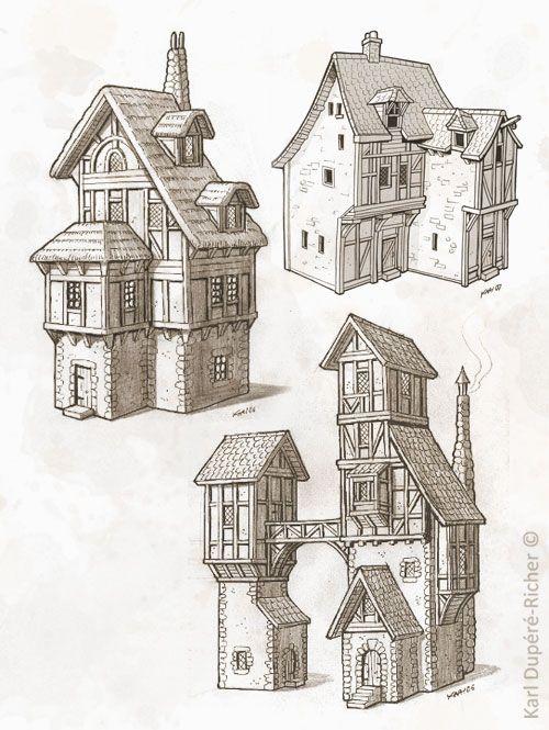 Découvrez le travail de Karl Dupéré-Richer en tant qu'illustrateur et sculpteur : assemblage, carnets de croquis, steampunk et plus encore.