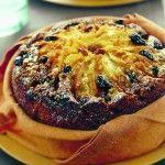 Ricetta Torta di farina di mais con mele e nocciole | Donna Moderna