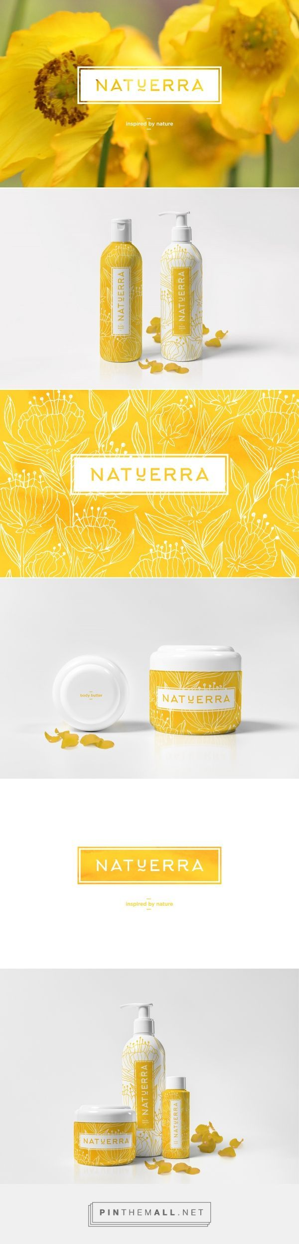 Natuerra Natural Cosmetic Packaging by Zhishi | Fivestar Branding Agency – Design and Branding Agency & Curated Inspiration Gallery