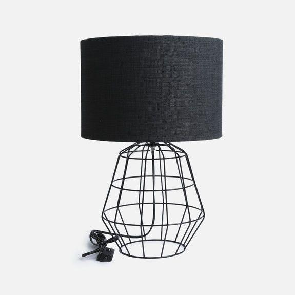 Nolden Bros - Wire Table Lamp