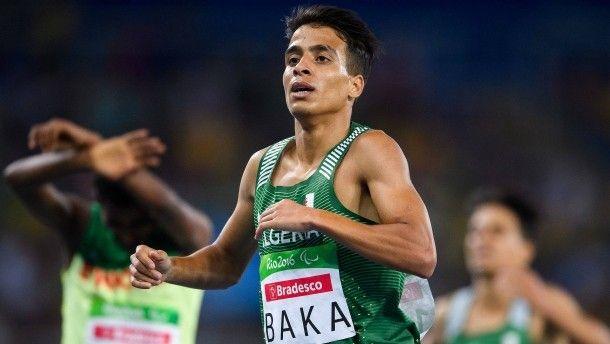 Mit seiner Zeit hätte es der Olympia-Sieger über 1500 Meter bei den Paralympics…