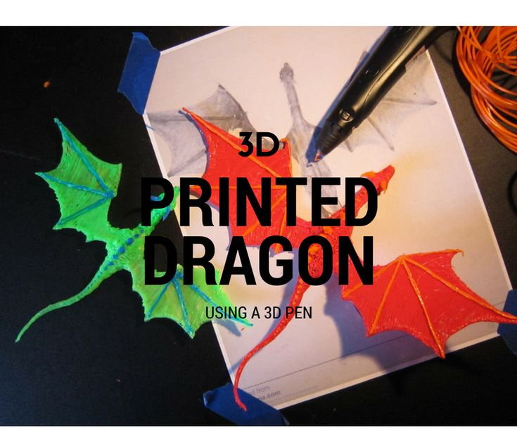 Hello! This is Carson and I am back again with another Instructable! A while back I received a handheld 3d printer, and ever since, I have been looking for cool...