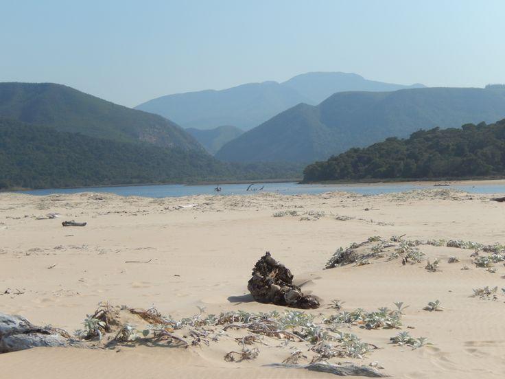 Natures Valley, Tsitsikama Coast line, Southern Cape