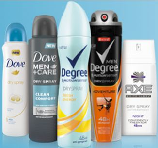 FREE Full-Size Dove, Degree, or Axe Dry Spray Product or Sample (FIRST 10,000) - http://getfreesampleswithoutsurveys.com/free-full-size-dove-degree-or-axe-dry-spray-product-or-sample-first-10000