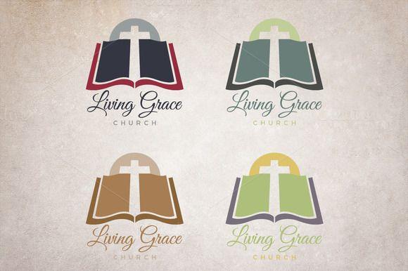 Church Logo by Lucion Creative on Creative Market