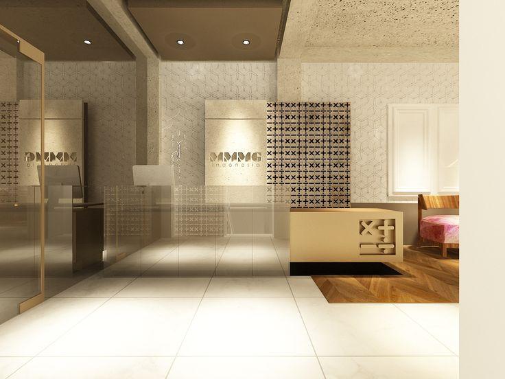 MMMG Office - Lobby