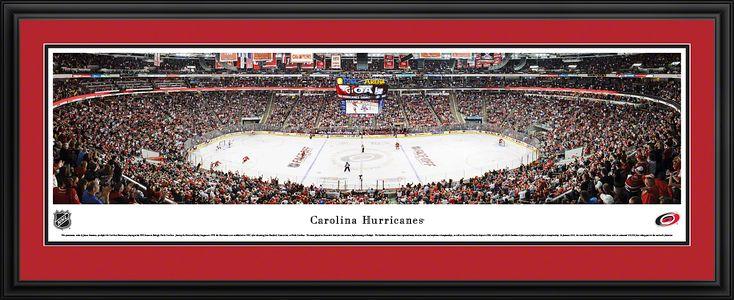 Carolina Hurricanes Panoramic - PNC Arena Picture $199.95