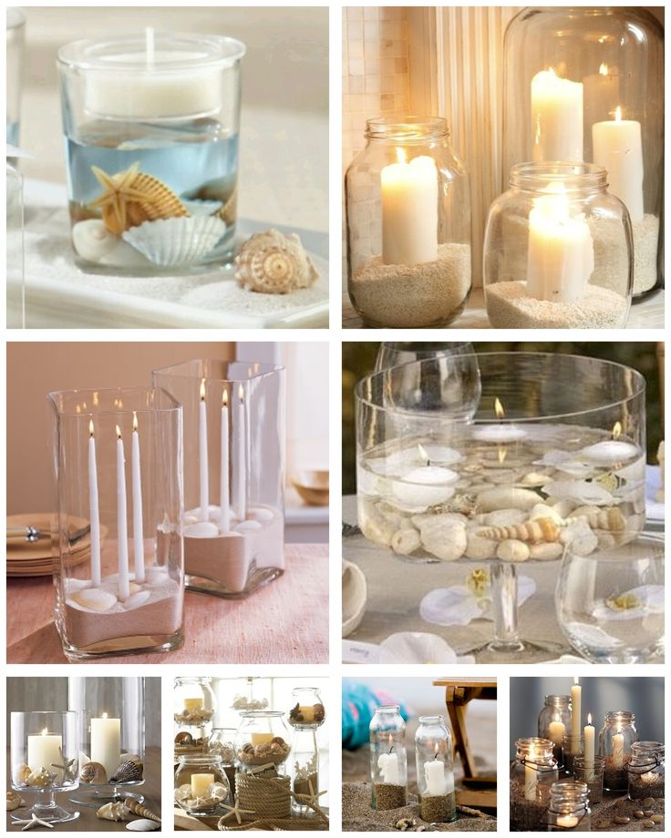 Pin by elvia lechuga on decorarte pinterest - Decoracion con velas ...