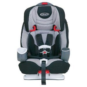 3-in-1 multi-mode Car Seat for longer use 20 pounds to 100 pounds