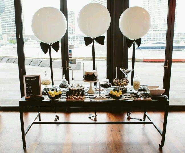 Las 25 mejores ideas sobre fiestas de cumplea os de - Decoracion cumpleanos adultos en casa ...
