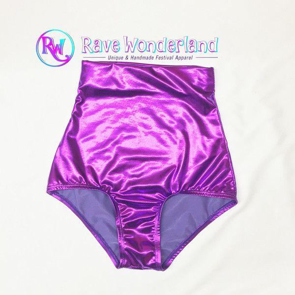 Women's Metallic Purple High Waisted Shorts Metallic Shorts Purple... ($20) ❤ liked on Polyvore featuring shorts, light purple, women's clothing, high waisted shorts, high rise shorts, metallic high waisted shorts, high-waisted shorts and highwaist shorts
