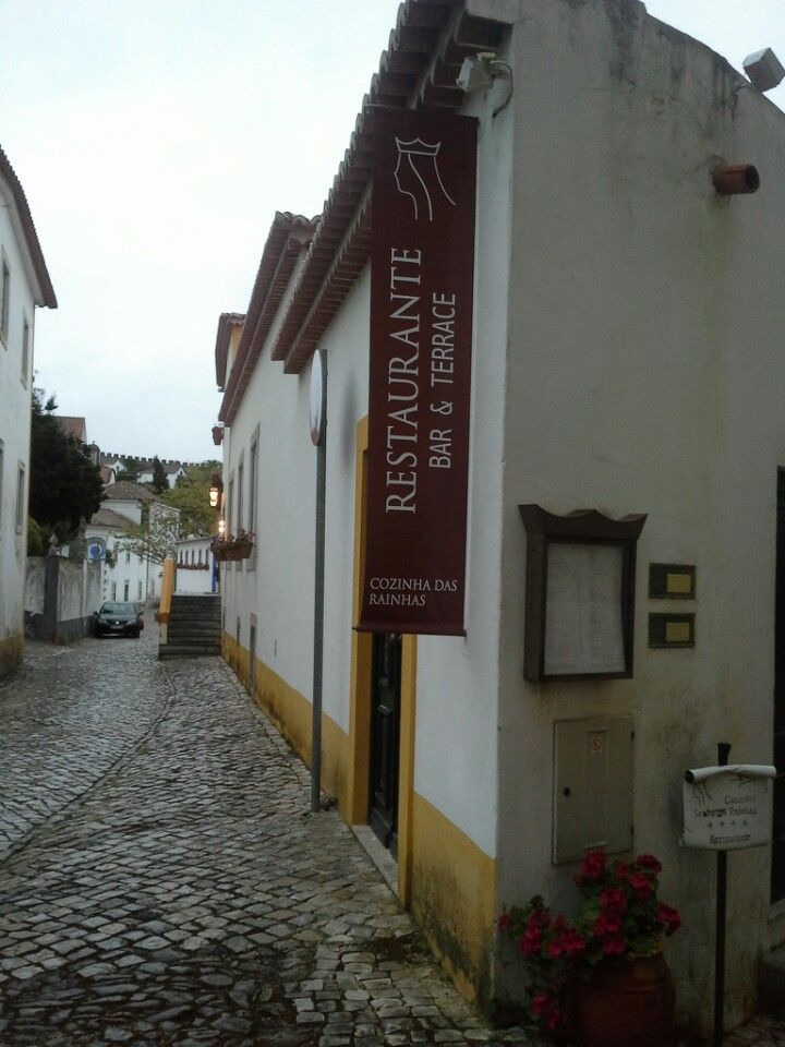 Cozinha das Rainhas em Óbidos, Leiria