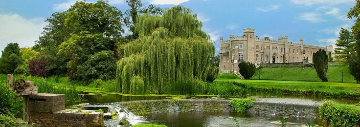 Pet Friendly Irish manors and castle hotels