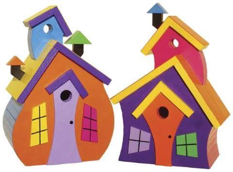 9 best Birdhouse Ideas images on Pinterest A tree Bird houses