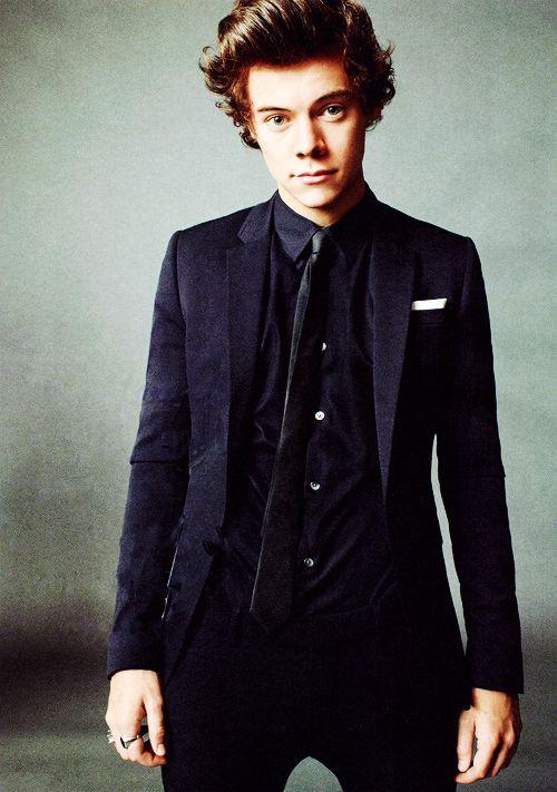 Harry for Teen Vogue