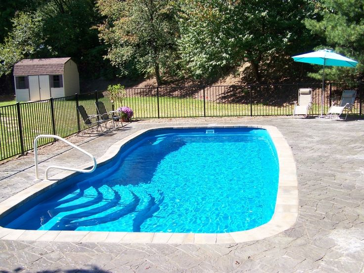 25 Best Ideas About Fiberglass Pool Prices On Pinterest