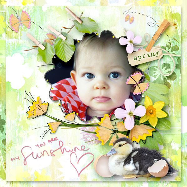 *Song of Spring* by MiSi Scrap  http://www.digiscrapbooking.ch/shop/index.php…