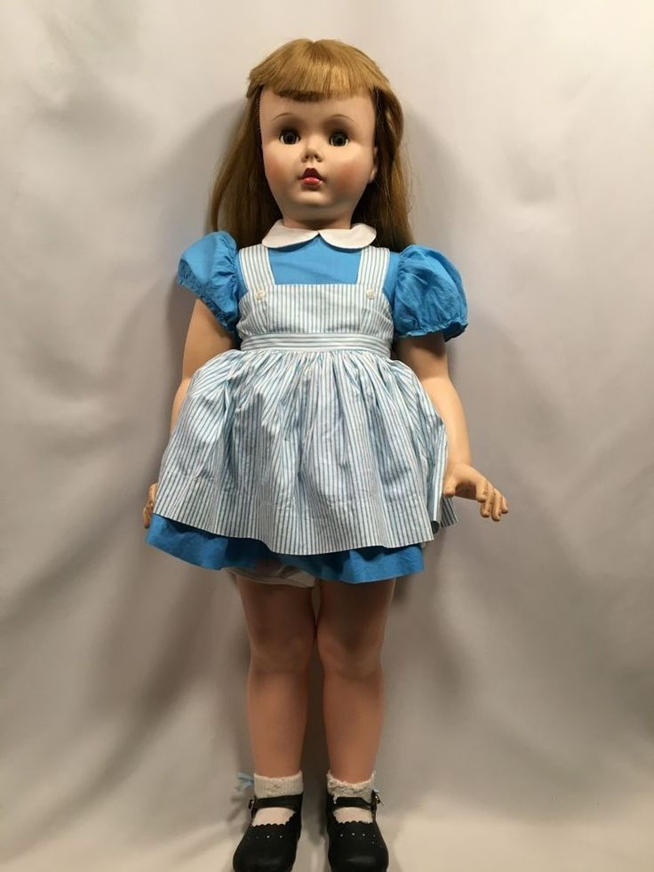 Alexander Doll 1959 Large 36 Inch Companion Doll