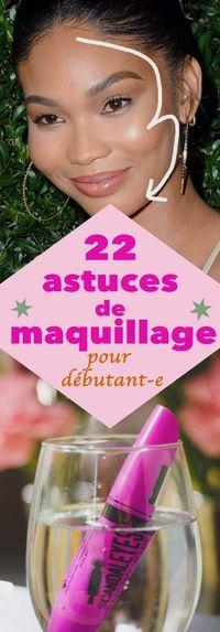 22 astuces de maquillage que tous les débutants devraient connaître