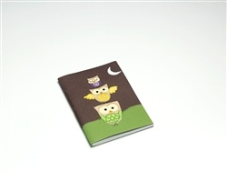 This Owlies journal is just perfect for kids - with 100% tree-free paper!