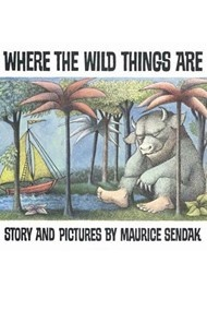 Kids books: Where The Wild Things Are by Maurice Sendak