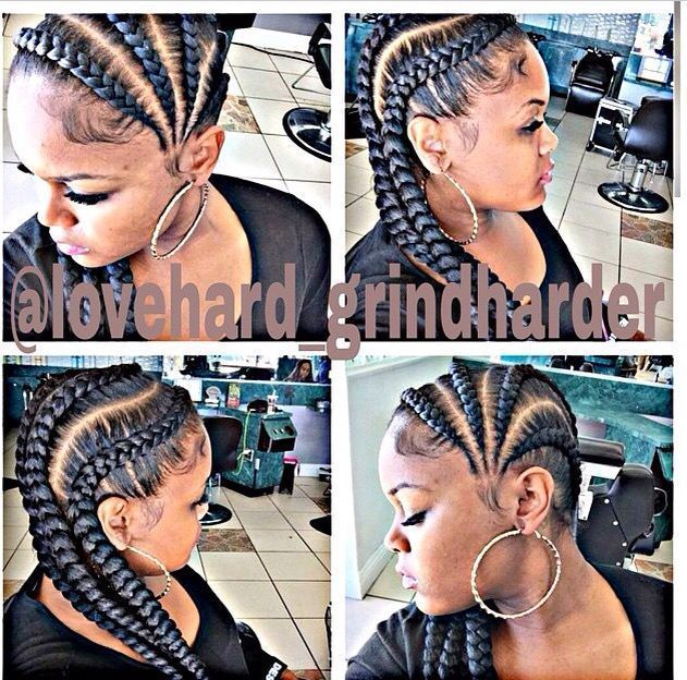 Breathtaking 50+ Best Cornrow Hairstyles https://www.fashiotopia.com/2017/06/19/50-best-cornrow-hairstyles/ Cornrow hairstyles are a conventional manner of braiding the hair near the scalp. It is also possible to choose and produce your own innovative hairstyles. Long single braid hairstyles are created on hair a little beneath the shoulder.