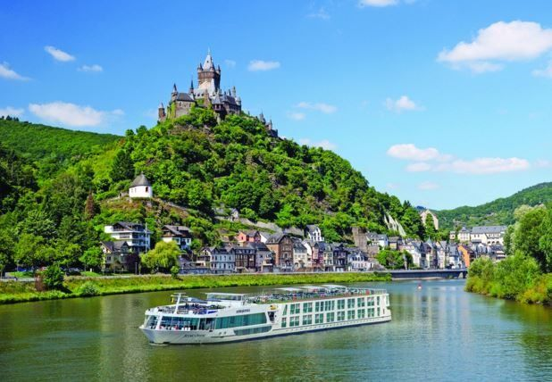 Mejores cruceros de río 2015