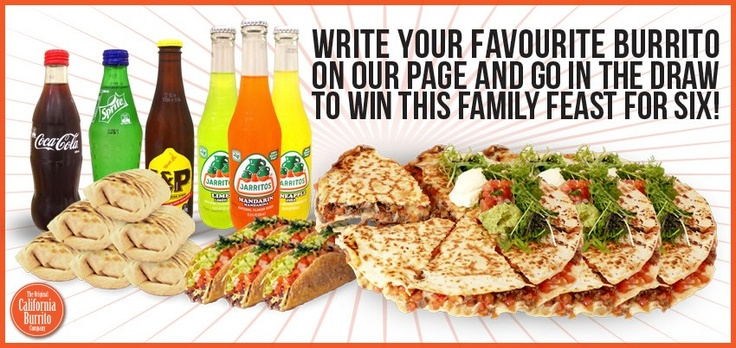 WIn a family meal deal!