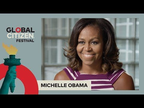 Michelle Obama delivers message supporting girls education | TheHill