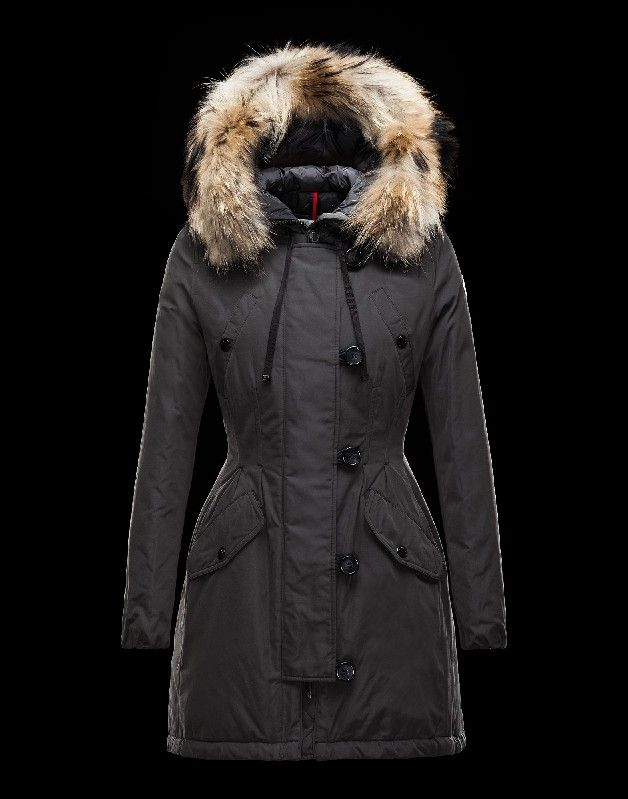 Buy Exquisite ladies down jacket with hoodWomen's Clothing on bdtdc.com
