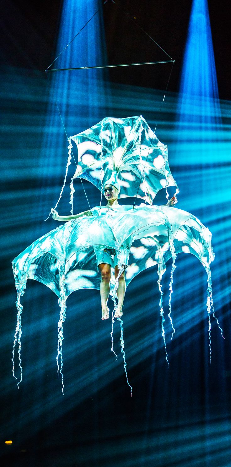 You can be anything you dream to be. | The Beatles LOVE by Cirque du Soleil